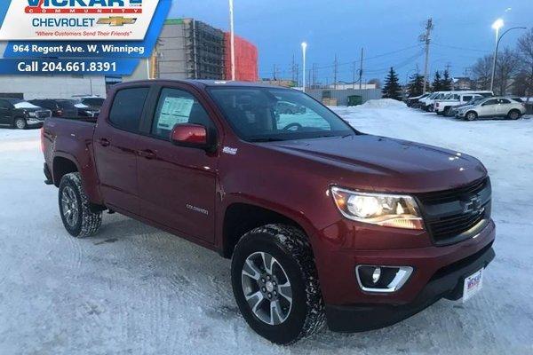 2019 Chevrolet Colorado Z71  - $262.64 B/W