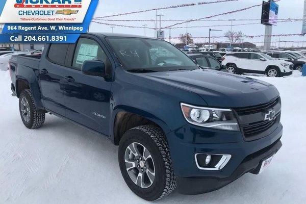 2019 Chevrolet Colorado Z71  - $262.04 B/W