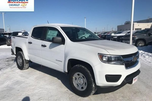2019 Chevrolet Colorado WT  - $215.02 B/W