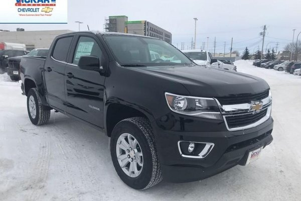 2019 Chevrolet Colorado LT  - $248.20 B/W