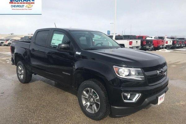 2019 Chevrolet Colorado Z71  - $259.67 B/W
