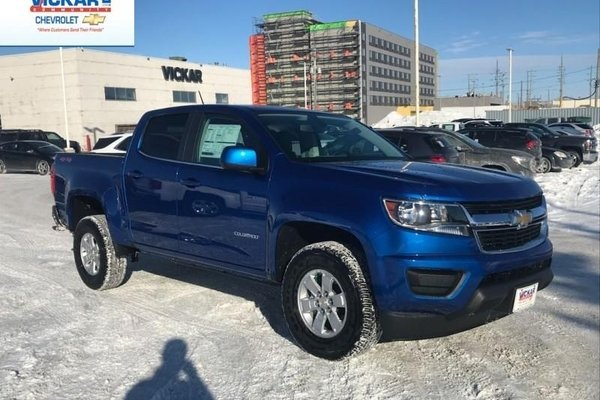 2019 Chevrolet Colorado WT  - $232.72 B/W