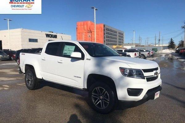 2019 Chevrolet Colorado WT  - $236.88 B/W