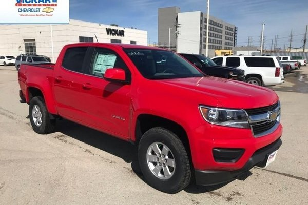2019 Chevrolet Colorado WT  - $227.39 B/W