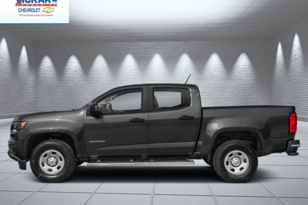 2019 Chevrolet Colorado Z71  - $274.86 B/W