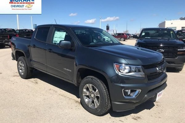 2019 Chevrolet Colorado Z71  - $271.56 B/W