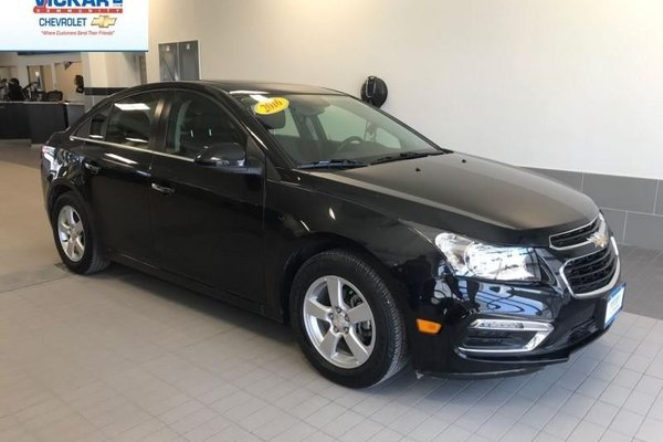 2016 Chevrolet Cruze Limited 2LT  - Heated Leather / Sunroof