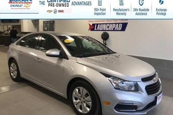 2016 Chevrolet Cruze Limited LT w/1LT  - $121.37 B/W