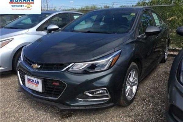 2017 Chevrolet Cruze LT  - $180.03 B/W