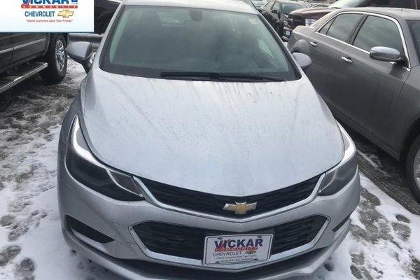2018 Chevrolet Cruze LT  - Bluetooth -  Heated Seats - $159.99 B/W