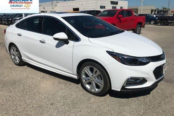 2018 Chevrolet Cruze Premier  - $176.03 B/W
