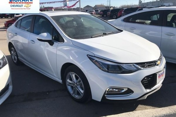 2018 Chevrolet Cruze LT  - $171.43 B/W