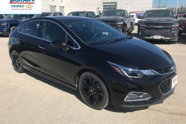 2018 Chevrolet Cruze Premier  - $220.83 B/W