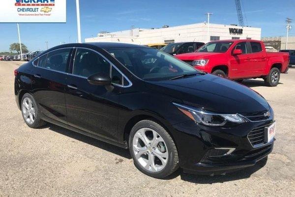 2018 Chevrolet Cruze Premier  - $188.82 B/W
