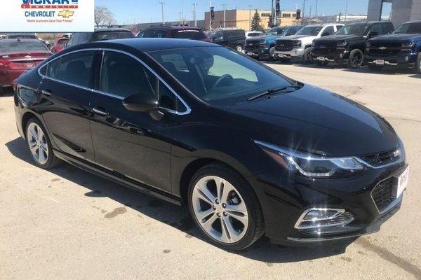 2018 Chevrolet Cruze Premier  - Leather Seats - $182.21 B/W