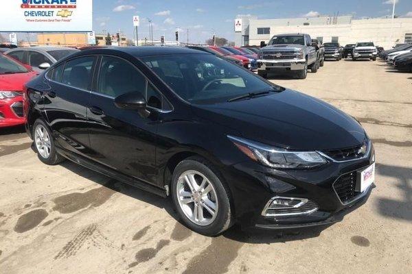 2018 Chevrolet Cruze LT  - $178.35 B/W