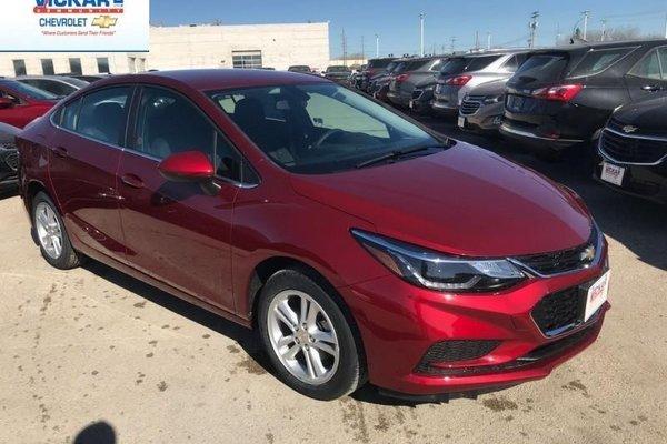 2018 Chevrolet Cruze LT  - $152.87 B/W