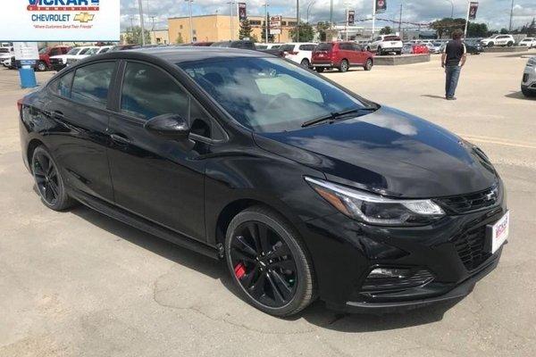 2018 Chevrolet Cruze LT  - $170.52 B/W