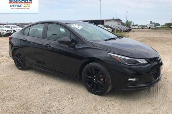 2018 Chevrolet Cruze LT  - $179.57 B/W