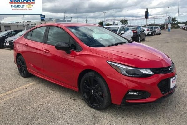 2018 Chevrolet Cruze LT  - $184.84 B/W