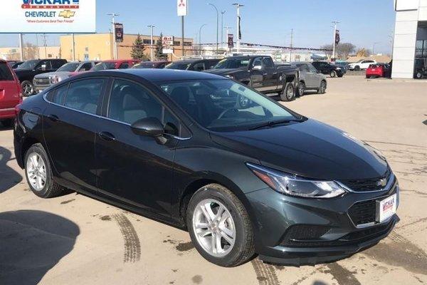 2018 Chevrolet Cruze LT  - $173.92 B/W