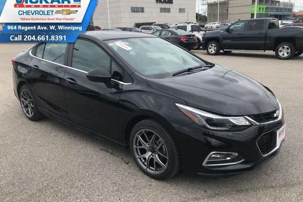 2018 Chevrolet Cruze LT  - $177.80 B/W