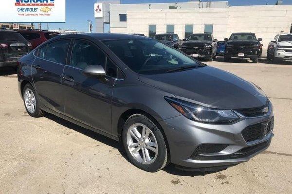2018 Chevrolet Cruze LT  - $180.03 B/W