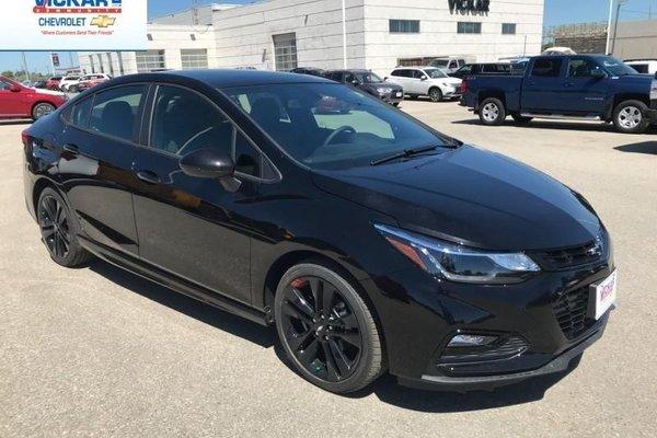 2018 Chevrolet Cruze LT  - $167.62 B/W