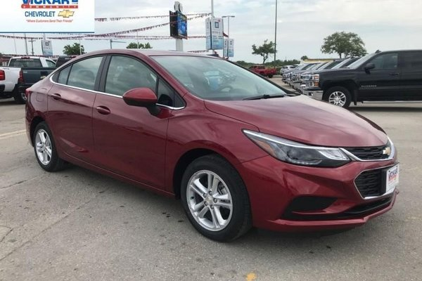 2018 Chevrolet Cruze LT  - $161.09 B/W