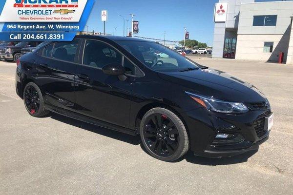 2018 Chevrolet Cruze LT  - $159.82 B/W