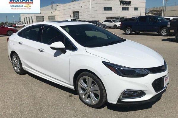 2018 Chevrolet Cruze Premier  - $204.23 B/W