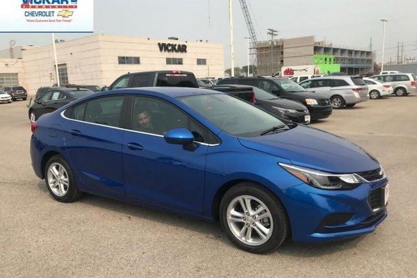 2018 Chevrolet Cruze LT  - $151.67 B/W