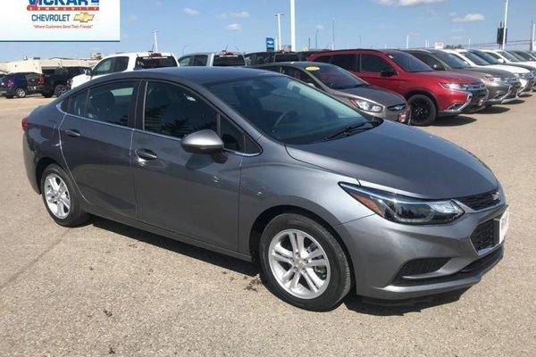 2018 Chevrolet Cruze LT  - $152.00 B/W