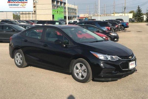 2018 Chevrolet Cruze LS  - $154.28 B/W