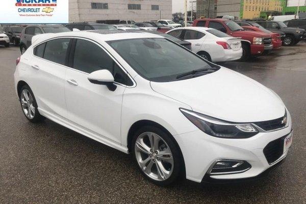 2018 Chevrolet Cruze Premier  - $152.96 B/W