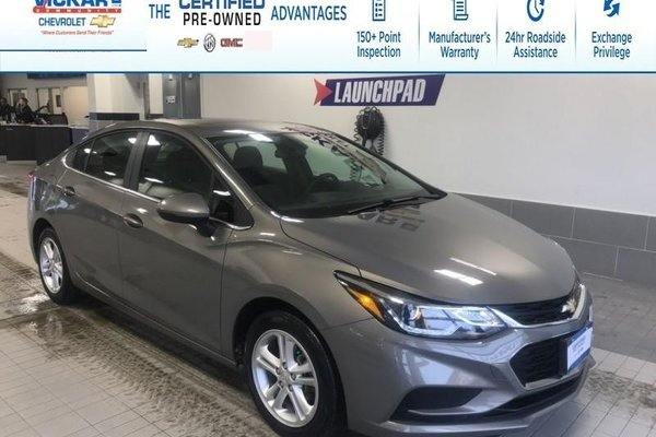 2018 Chevrolet Cruze LT REMOTE START, BOSE, SUNROOF !!!  - $126.48 B/W