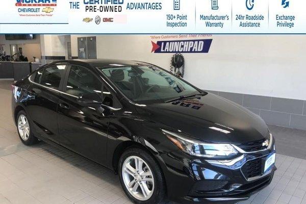 2018 Chevrolet Cruze LT REMOTE START, BOSE, SUNROOF !!!  - $130.53 B/W