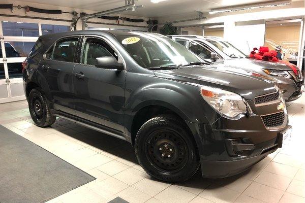 2012 Chevrolet Equinox LS *LOCAL TRADE* *2 SETS RIMS/TIRES*