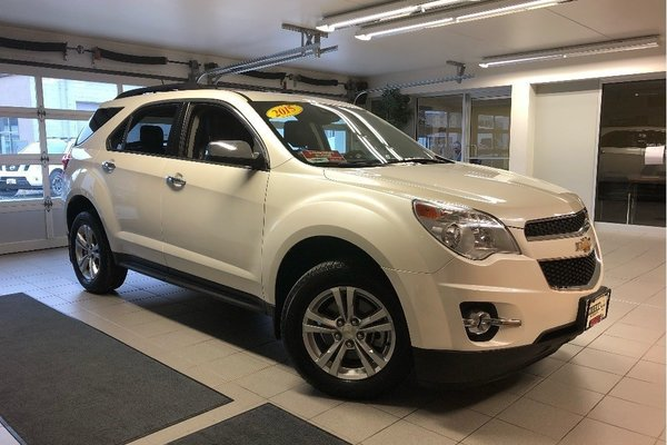 2015 Chevrolet Equinox 2LT - ACCIDENT-FREE / LEATHER / NAV / HEATED SEATS