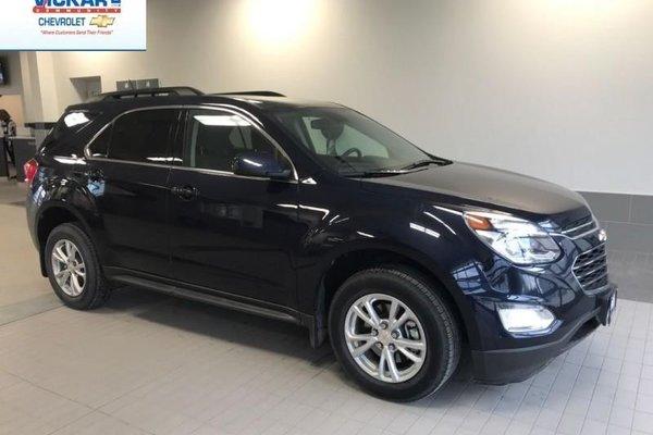 2017 Chevrolet Equinox LT  - Navigation - Sunroof - $170.84 B/W