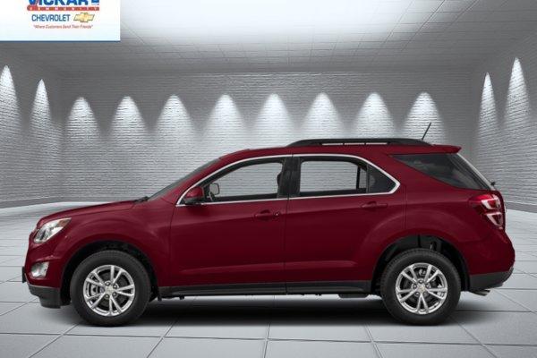 2017 Chevrolet Equinox LT  - Navigation - Sunroof - Heated Seats