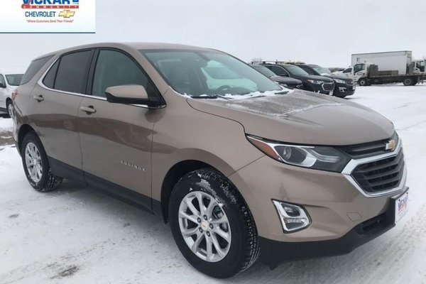 2018 Chevrolet Equinox LT  - Bluetooth -  Heated Seats - $174.03 B/W