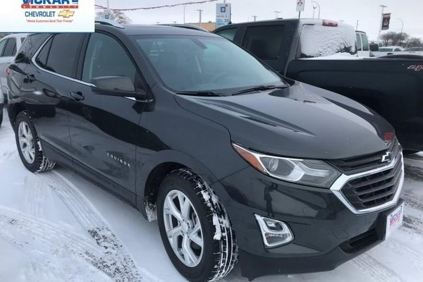 2018 Chevrolet Equinox LT  - Bluetooth -  Heated Seats - $224.65 B/W