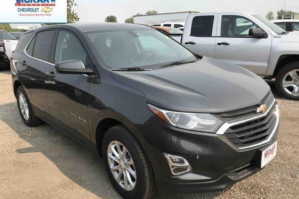 2018 Chevrolet Equinox LT  - Bluetooth -  Heated Seats - $240.28 B/W