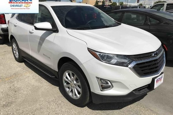 2018 Chevrolet Equinox LT  - Bluetooth -  Heated Seats - $204.69 B/W