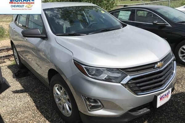 2018 Chevrolet Equinox LS  - Bluetooth -  Heated Seats - $164.64 B/W