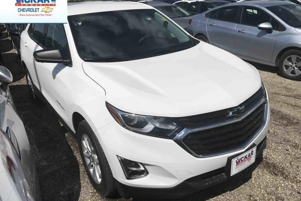 2018 Chevrolet Equinox LS  - Bluetooth -  Heated Seats - $172.37 B/W