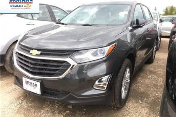 2018 Chevrolet Equinox LS  - Bluetooth -  Heated Seats - $167.61 B/W