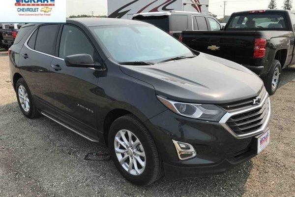 2018 Chevrolet Equinox LT  - Bluetooth -  Heated Seats - $197.86 B/W