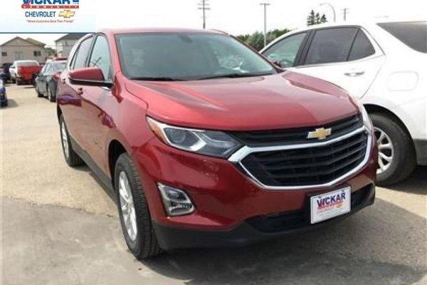 2018 Chevrolet Equinox LT  - Bluetooth -  Heated Seats - $254.54 B/W